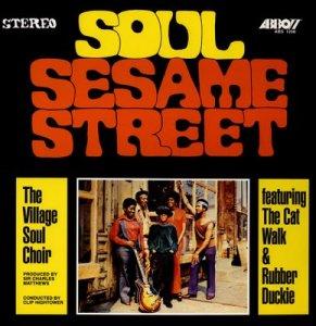 soul sesame street